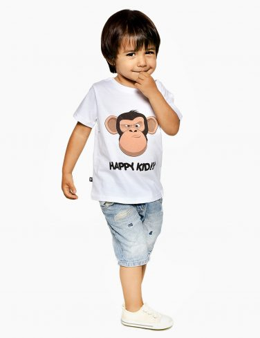Kids T-shirt HAPPY LIFE