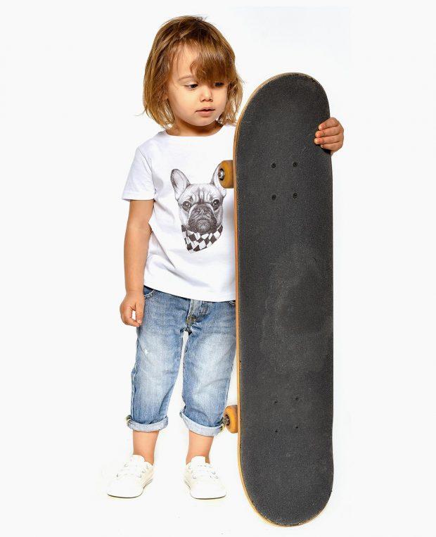 Kids T-Shirt PUG