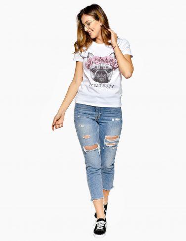 Women's T-Shirt PUG