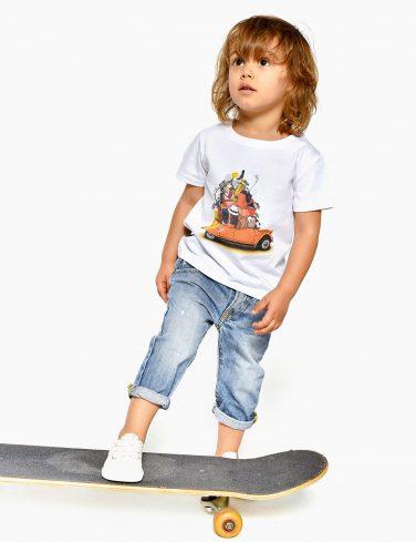 Kids T-shirt MOMENTS
