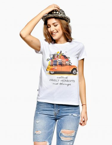 Women's T-Shirt MOMENTS
