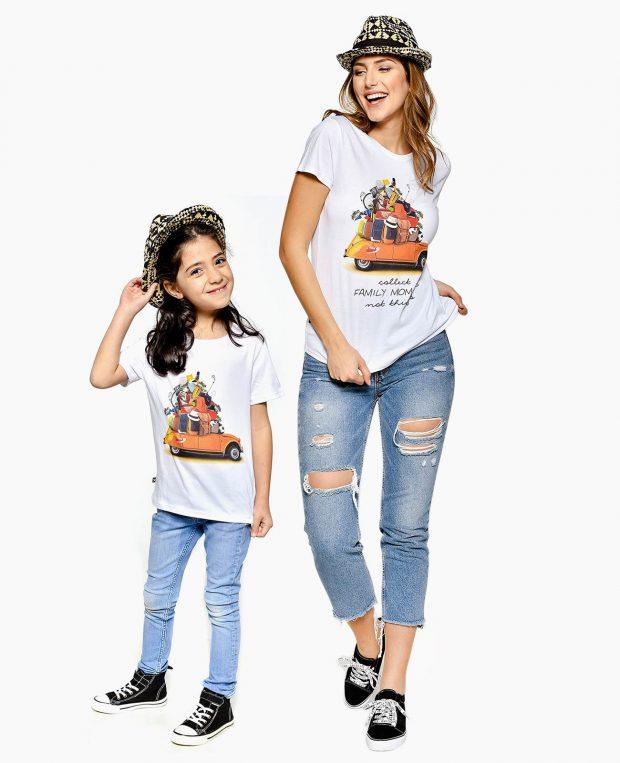 Women's T-Shirt MOMENTS