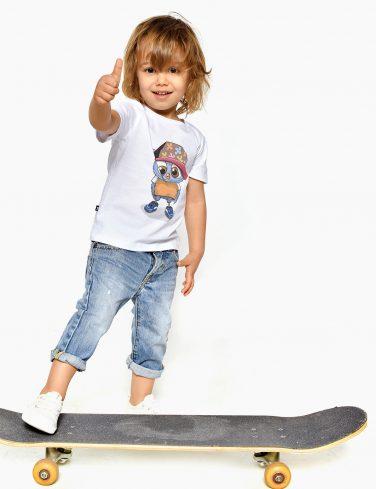 Boys T-shirt CHUCK