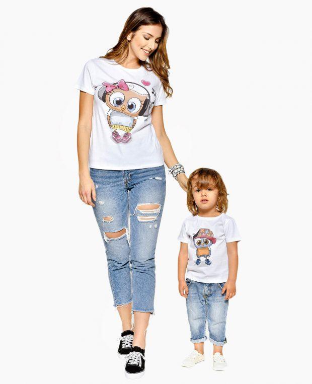 Women's Regular Fit T-Shirt CHICK
