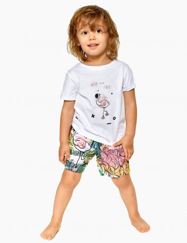 Kids Crew Neck T-Shirt DODO