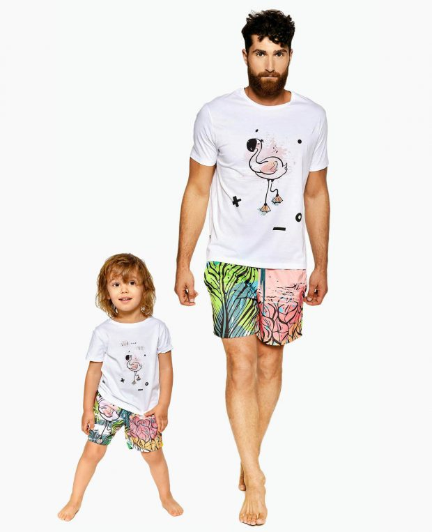 Men's Printed T-Shirt DODO