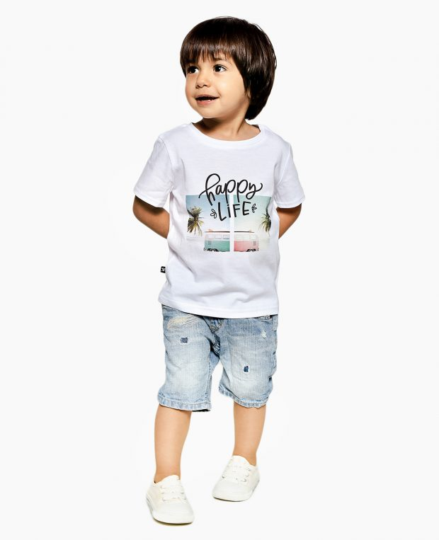 Kids Jersey T-Shirt CAMPER