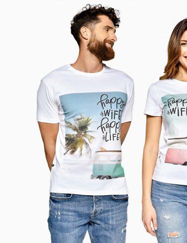 Women's Jersey T-Shirt CAMPER