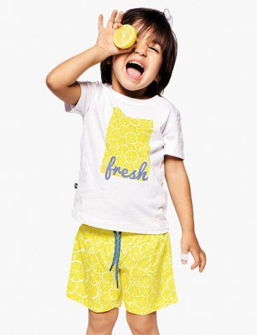 Kids Printed T-Shirt FRESH