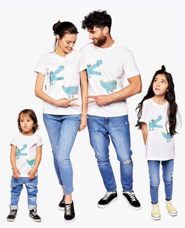 Women's T-Shirt CROCO LOCO