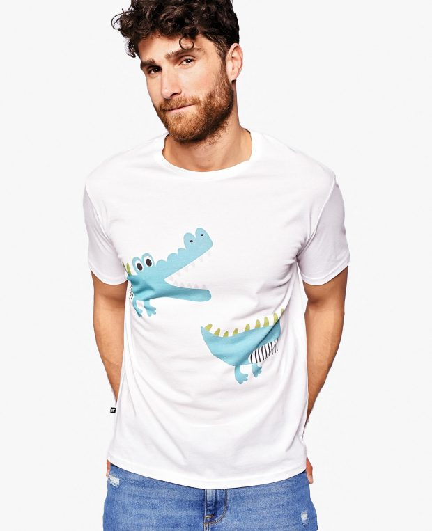 Men's T-Shirt CROCO LOCO