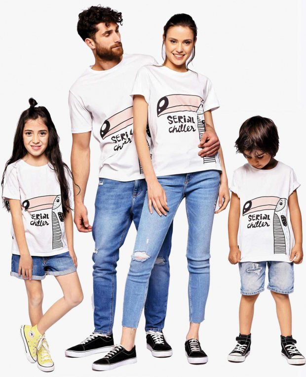 Women's T-Shirt SERIAL CHILLER