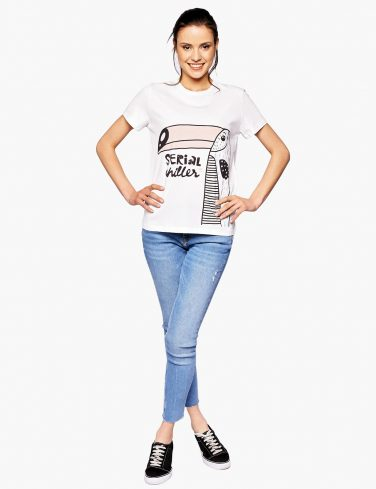 Women's T-Shirt SERIAL CHILLER
