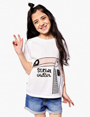 Kids T-Shirt SERIAL CHILLER