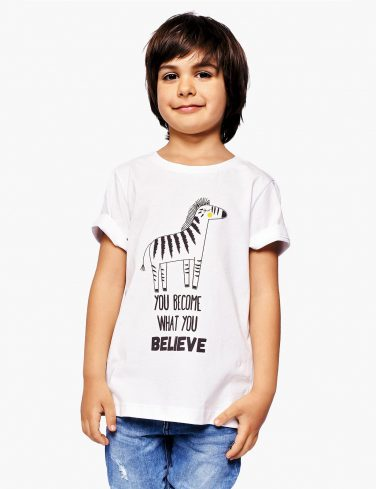 Kids T-Shirt ZEBRA