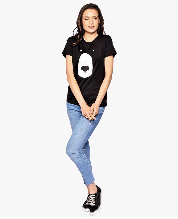Women's T-Shirt TOM