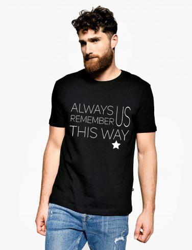 Men's T-Shirt ALWAYS REMEMBER