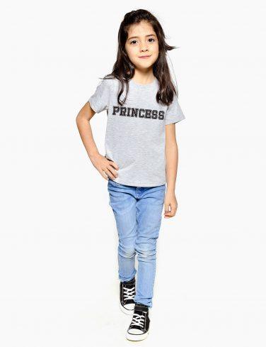 Girl T-Shirt PRINCESS