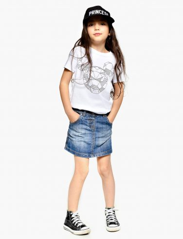 Kids Printed T-Shirt SHINE BRIGHT
