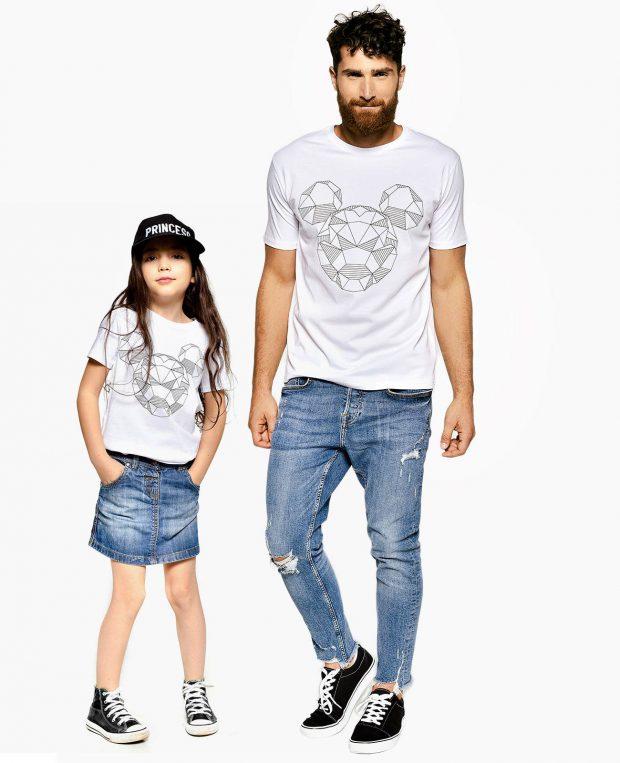 Kids Printed T-Shirt SHINE BRIGHT