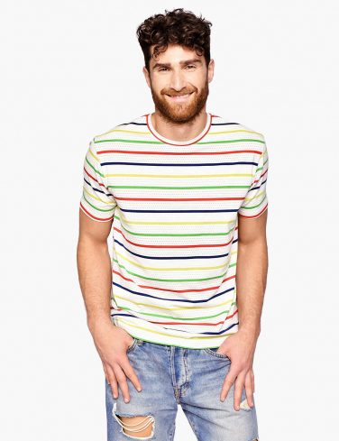 Men's Striped T-Shirt TOMMY