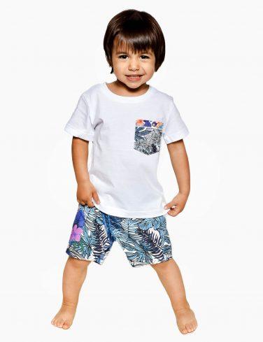 Kids Pocket T-Shirt SAN TROPEZ