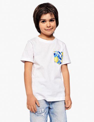 Kids Pocket T-Shirt LEMONS