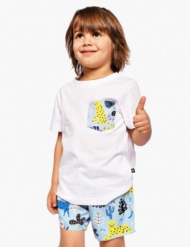 Kids Pocket T-Shirt HAKUNA MATATA