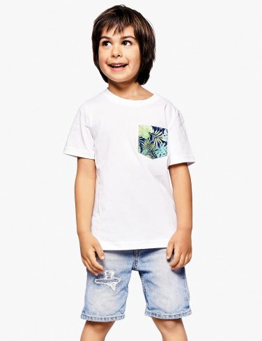 Kids Pocket T-Shirt TROPICANA