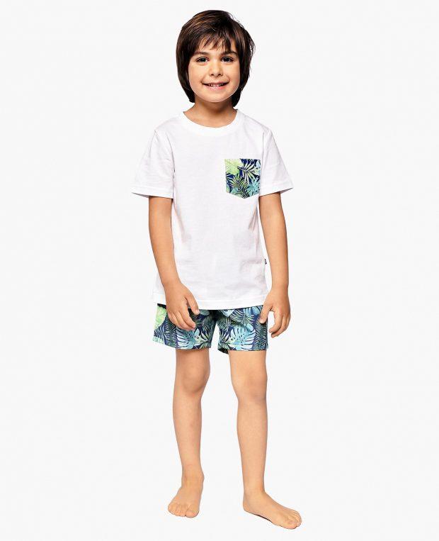 Kids Pocket T-Shirt TROPICANA
