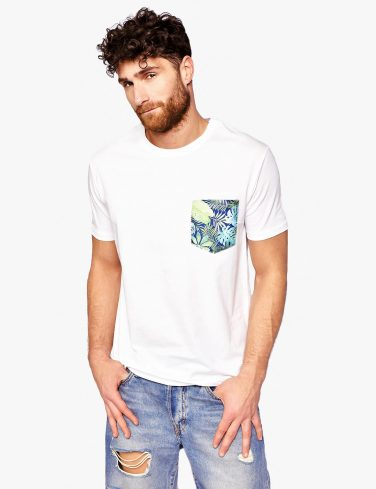 Men's Pocket T-Shirt TROPICANA