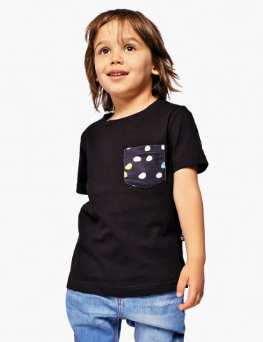 Kids Pocket T-Shirt BAM BAM