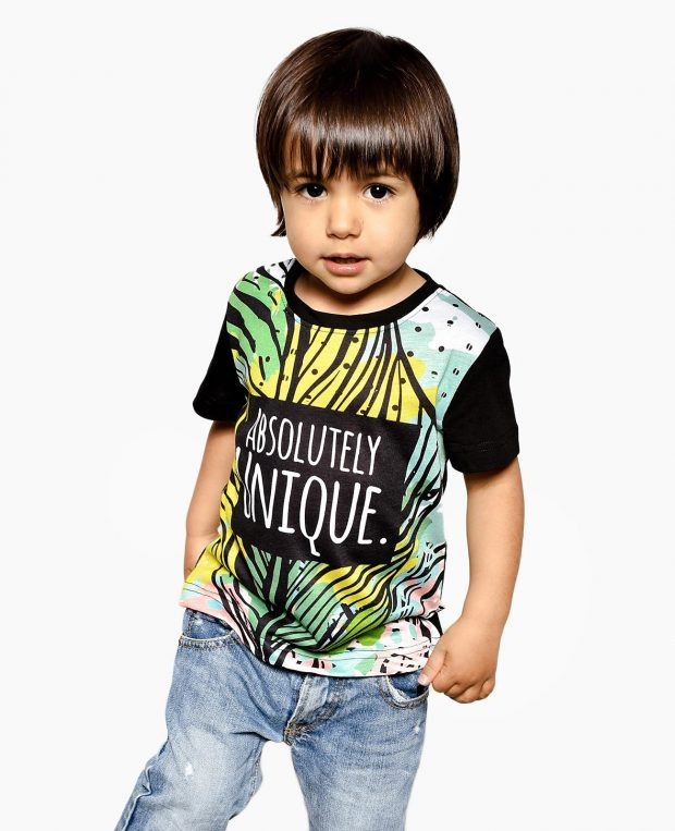 Kids Printed T-Shirt UNIQUE