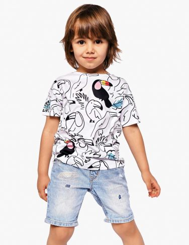 Kids Printed T-Shirt TUCAN