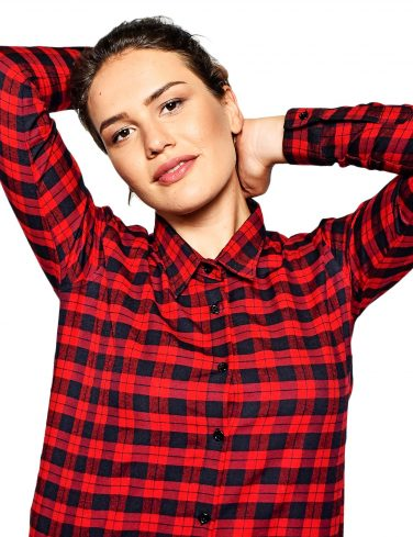 Women's Flannel Shirt MOST WANTED