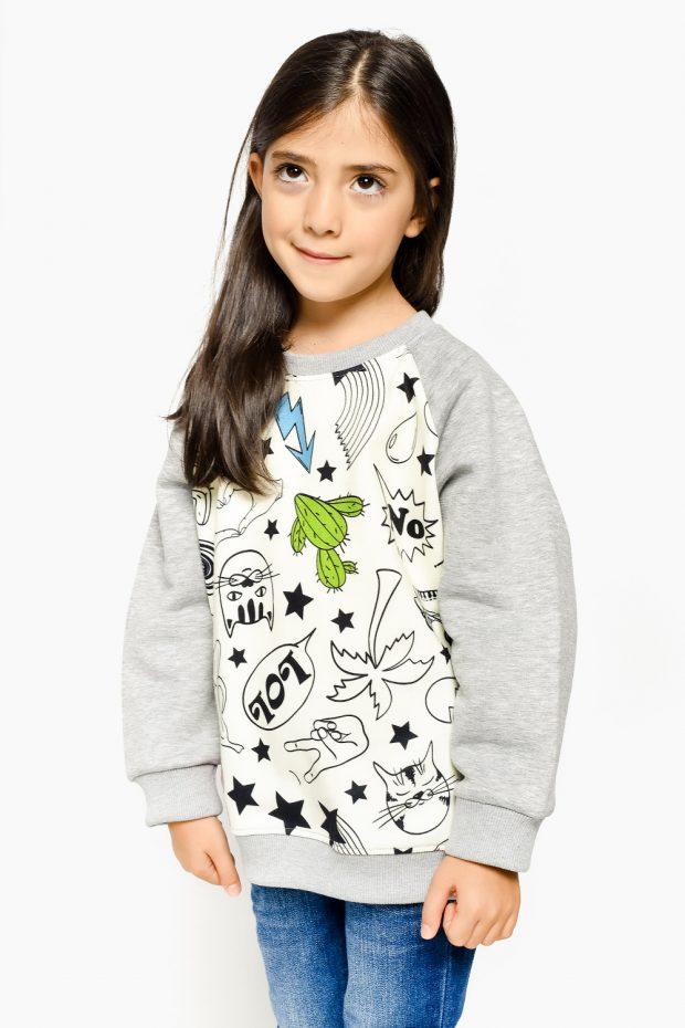 Kids Sweatshirt TRENDY