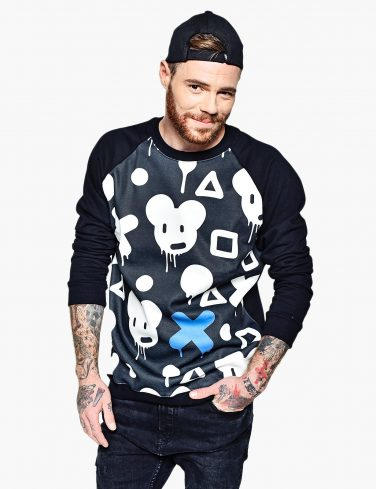 Men's Sweatshirt GRAFITTI