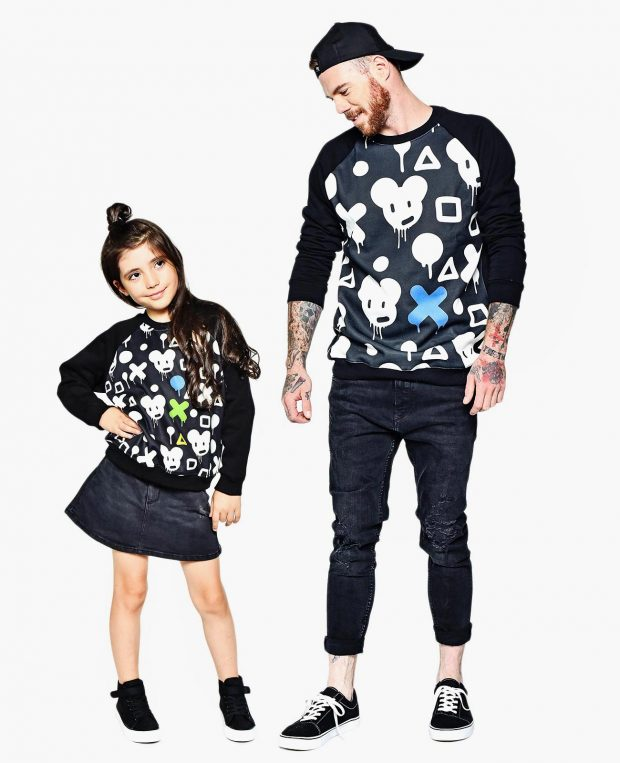 Kids Sweatshirt GRAFITTI