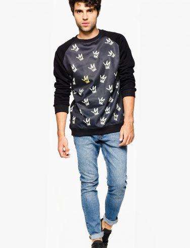 Men's Sweatshirt CROWN