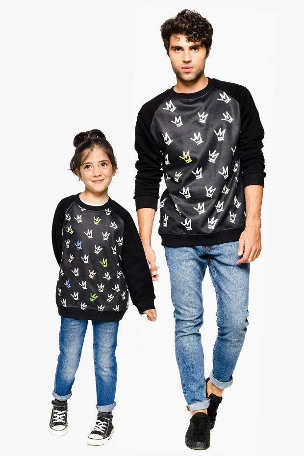 Kids Sweatshirt CROWN