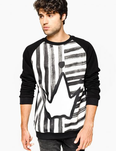 Men's Sweatshirt STRIPE KING