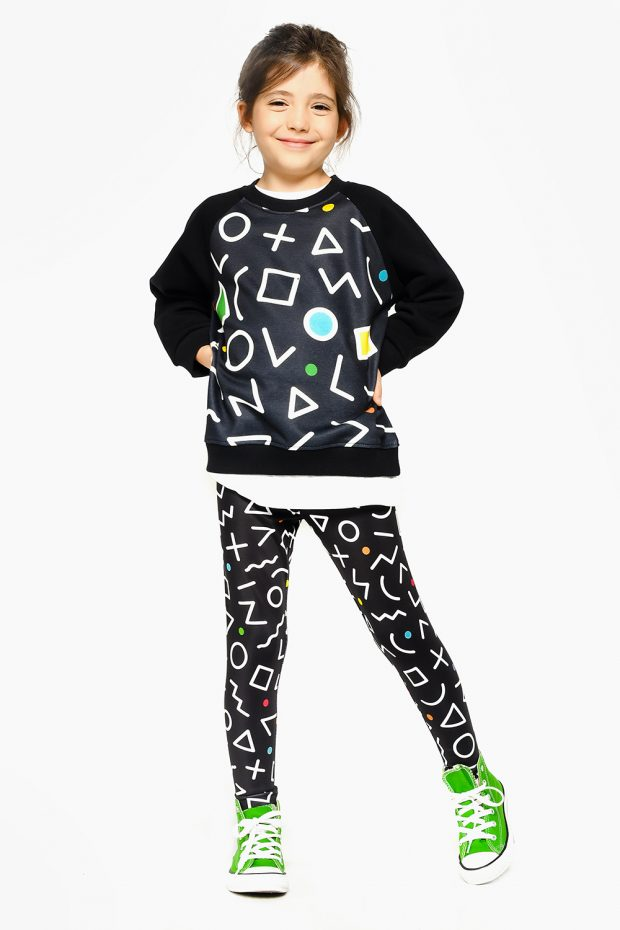 Kids Sweatshirt ALGO