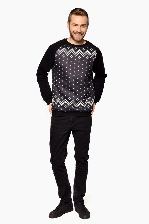 Men's Sweatshirt WINTER