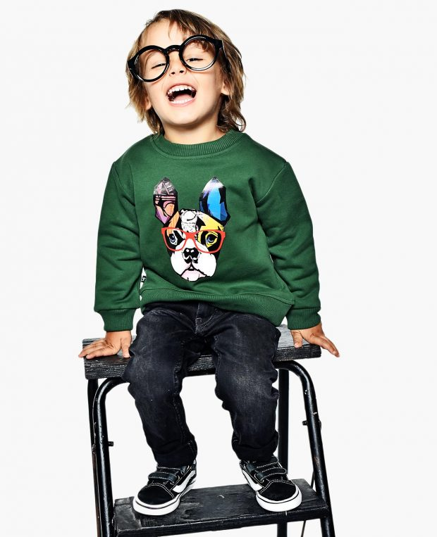 Kids Sweatshirt SPIKE