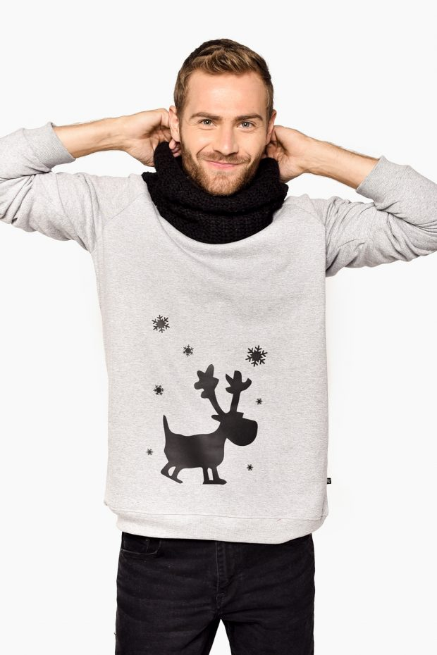 Men's Christmas Jersey FLAKE