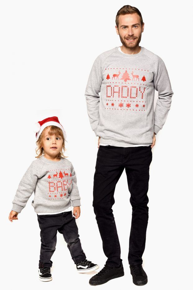 Kids Christmas Sweatshirt BABY
