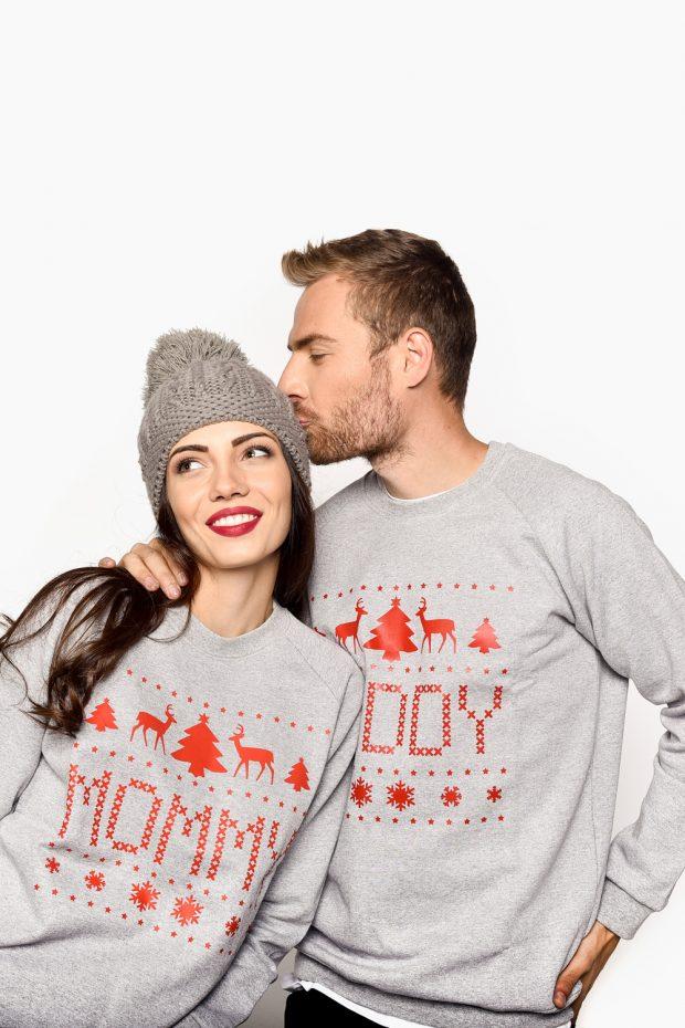 Men's Christmas Sweatshirt DADDY