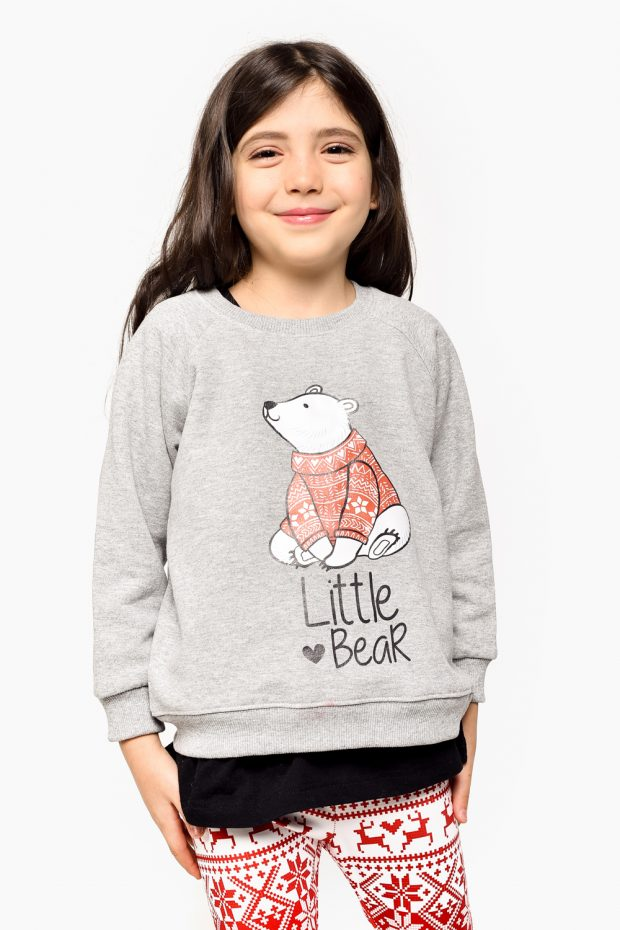 Kids Sweatshirt BEAR KID