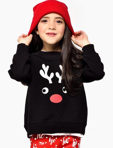 Kids Sweatshirt HORNS