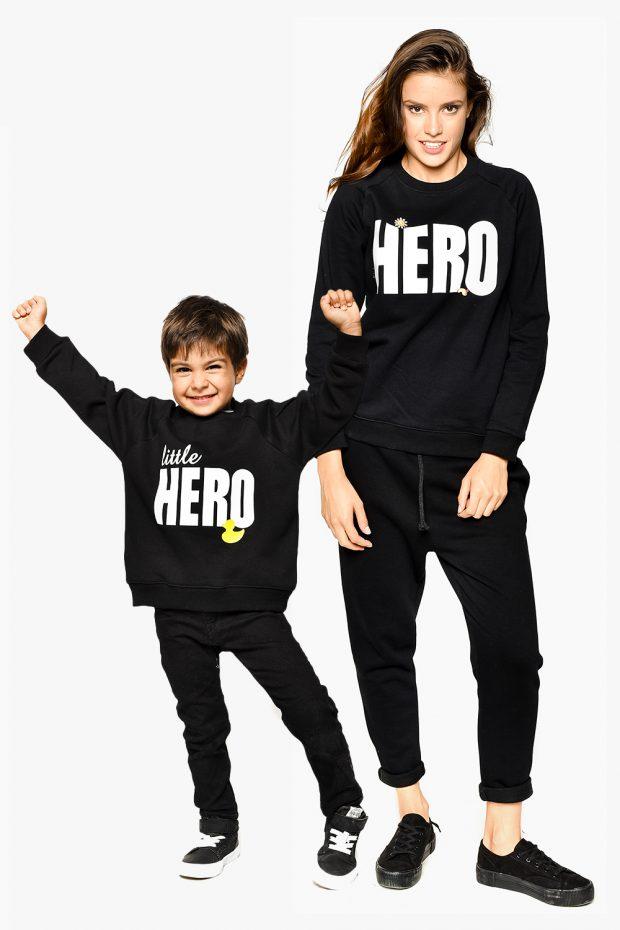 Women's Sweatshirt HERO